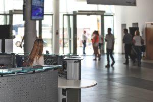 Traista app lost and found virtual desk