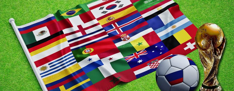 Lost and Found world cup 2018